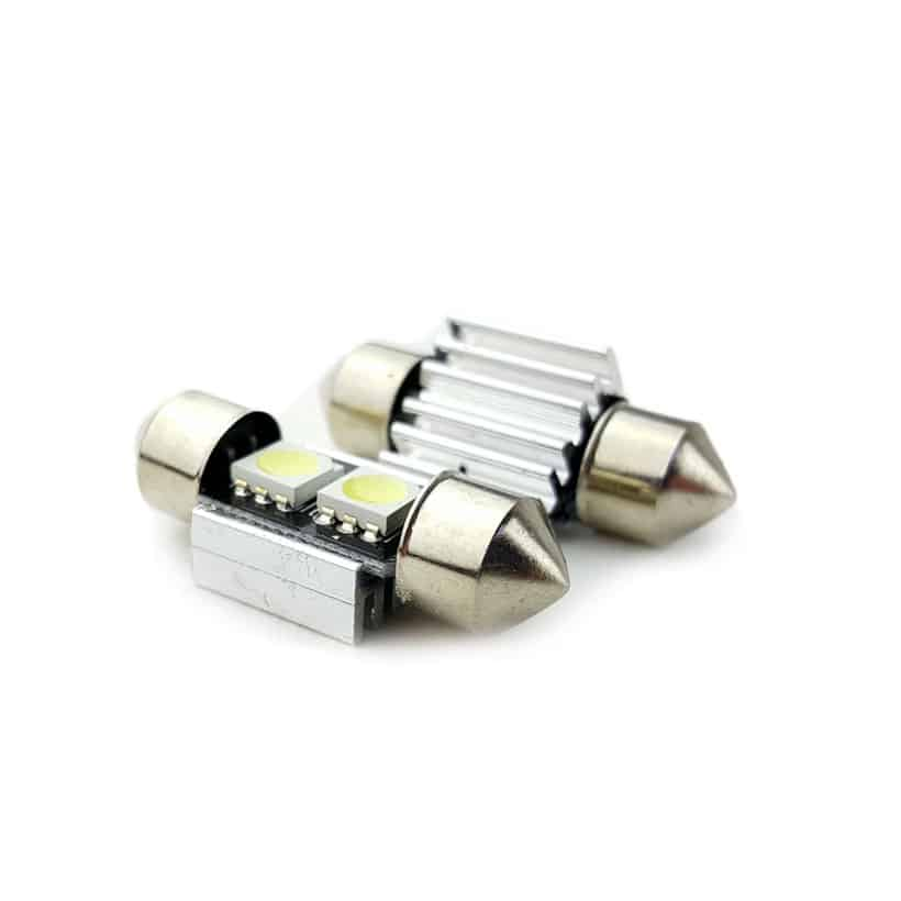 2-SMD C5W CAN-bus LED 31mm
